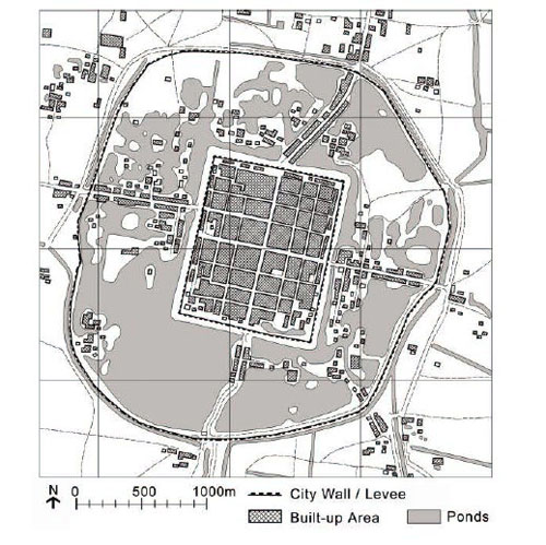 ancient chinese urban planning Checkerboard grid: go and chinese chess urban planning and political ideologies in american westward movement and ancient china.