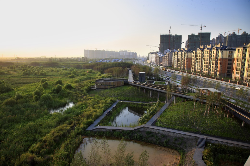 海绵城市 理论与实践