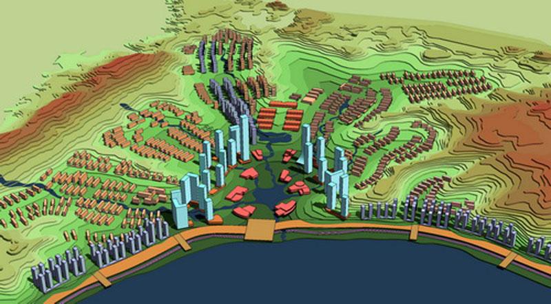 for Mountain designs garden city