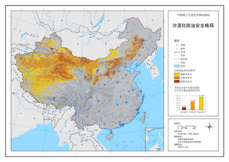 生态可持续发展论文_中国国土生态安全格局规划研究