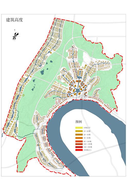 生态可持续发展论文_山水江城:重庆市江津北部新区城市设计
