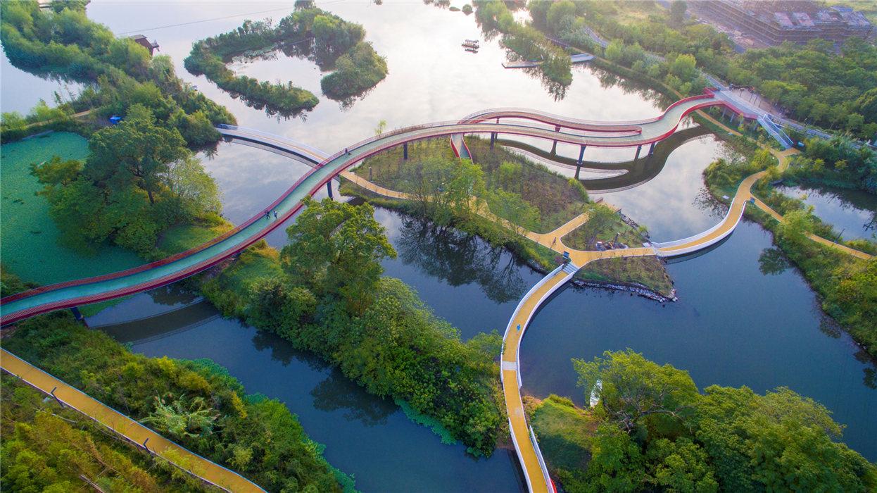 规划局信息_五水共治:浦阳江生态廊道